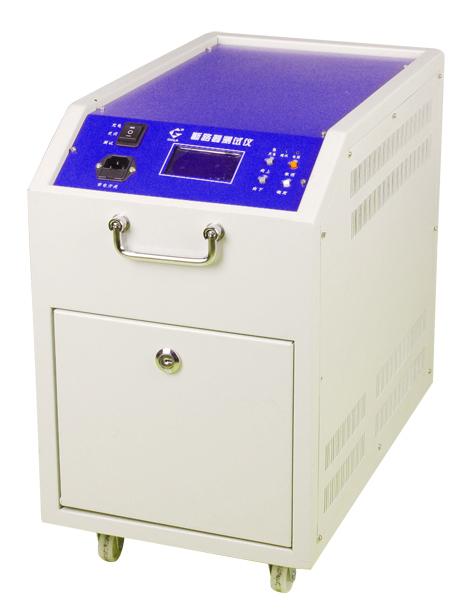 直流断路器特性测试仪电路板PCB抄板及样机仿制案例