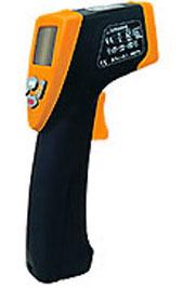 迷你小枪型红外线测温仪PCB抄板及二次开发技术案例