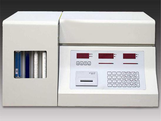 自动碳氢分析仪抄板克隆与制作开发