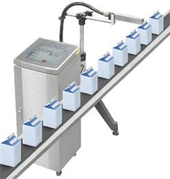 连续式喷码机抄板解析与样机克隆